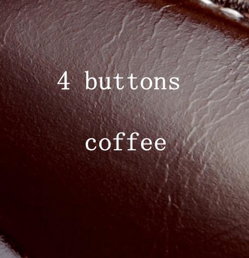 4 أزرار قهوة