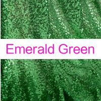 エメラルドグリーン