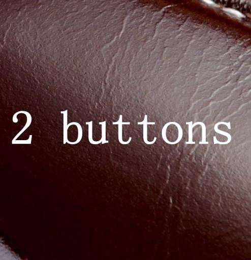 kahve 2 düğme