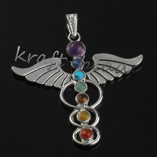 Snake Wand Angel Wings