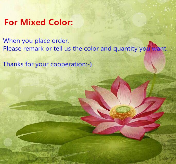 ملاحظة الألوان المختلطة