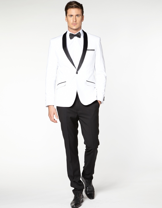 Куртка + брюки + галстук + платок
