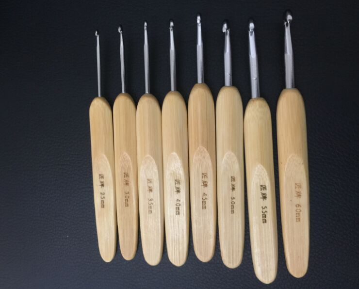 knitting needles set