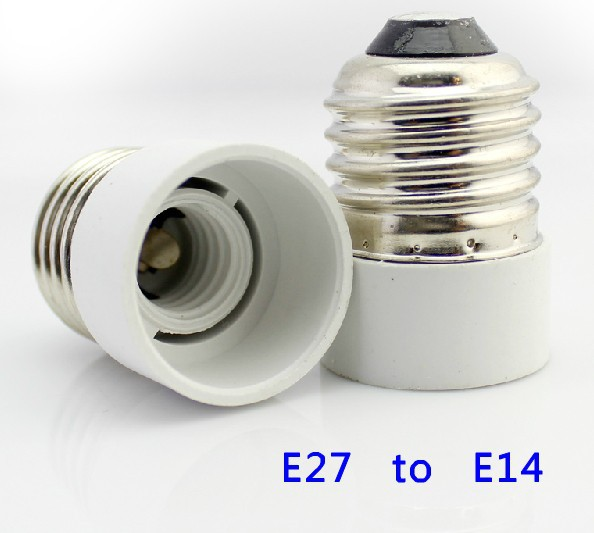 E27 to E14