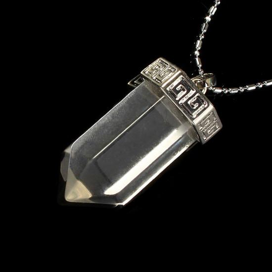 Рок кристаллический кварц