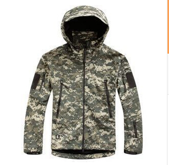 Bianco Camouflage