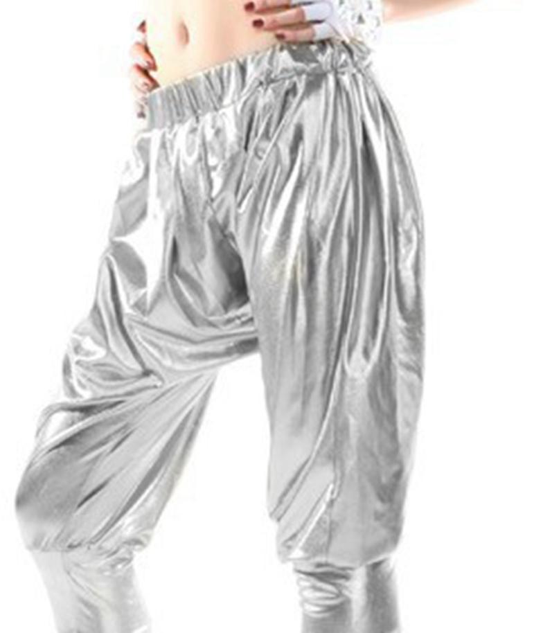 Calças de prata