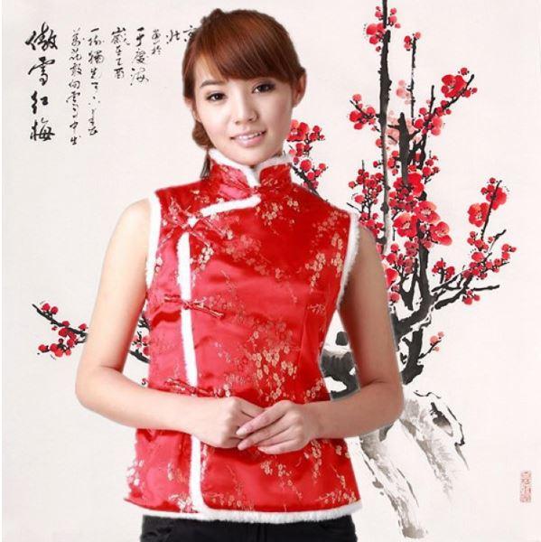 Красный цветок печати
