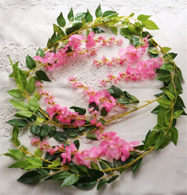 Rosa färgval