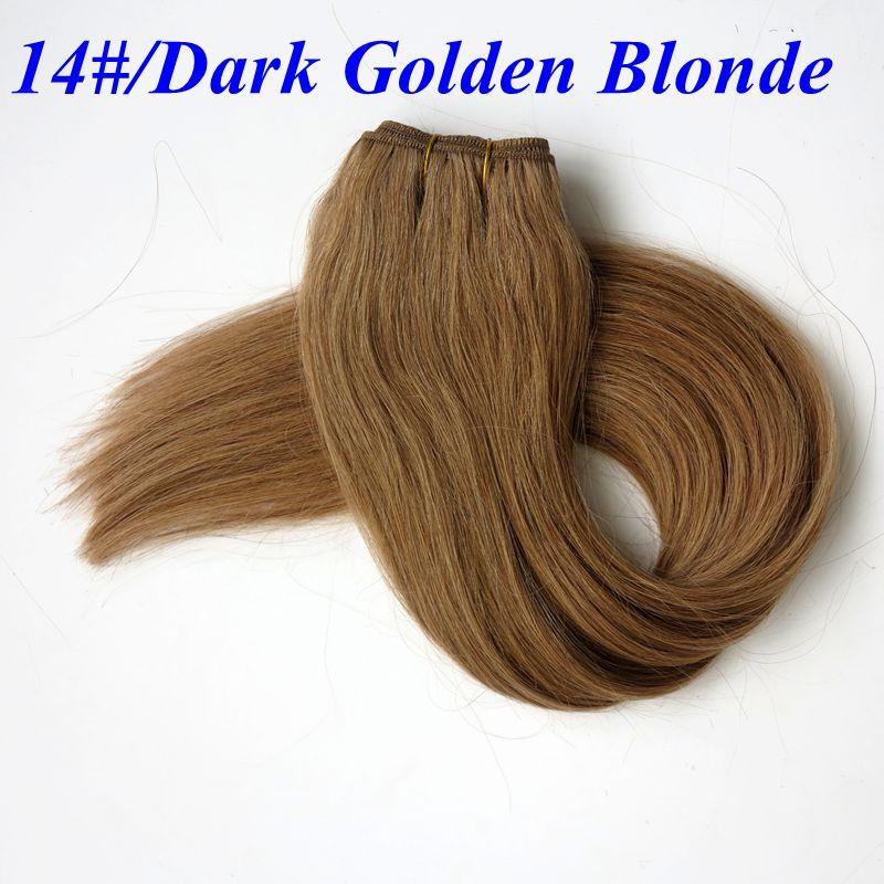 14#/Dark Golden Blonde