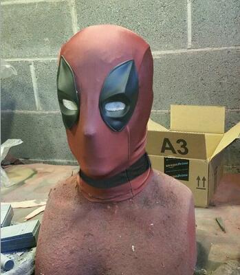 Deadpool Headgear one size