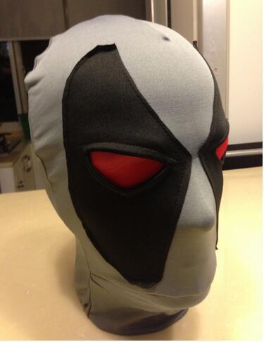 Grey Masks one size