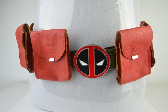Red Belts one size