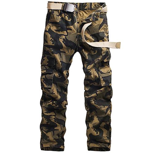 66109 Camouflage Kaki
