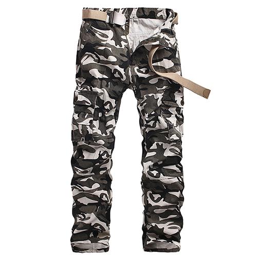 66109 Camouflage Blanc