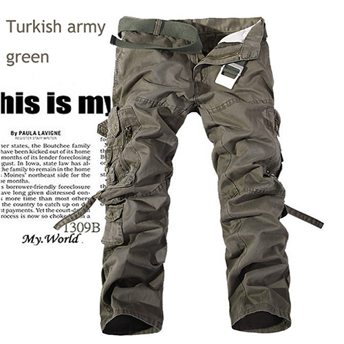 vert A016 Armée Turish