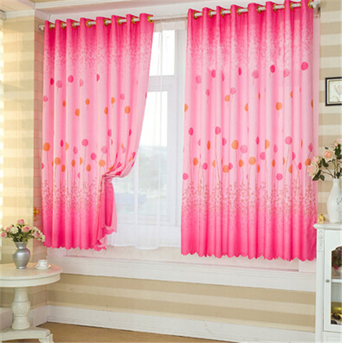 Semi Custom Drapes: 2019 New Custom Finished Curtains Summer Curtains Short