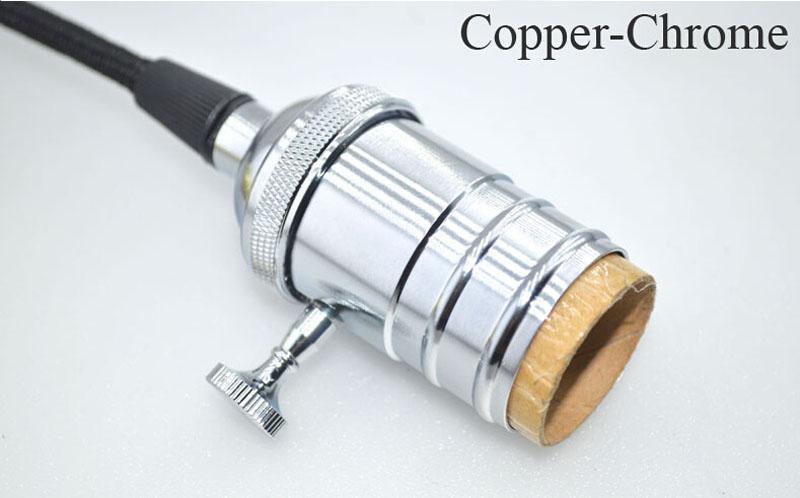 Copper-chrome