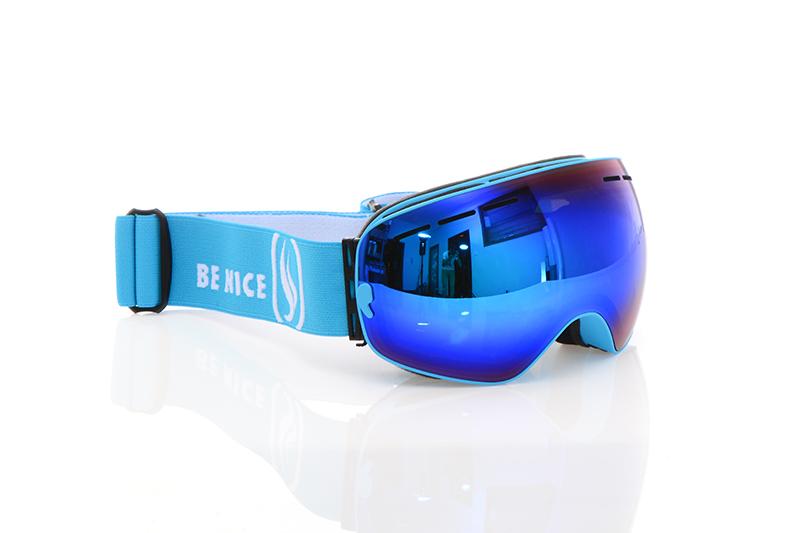 acheter benice lunettes de snowboard professionnel double anti bu e grand objectif sph rique. Black Bedroom Furniture Sets. Home Design Ideas