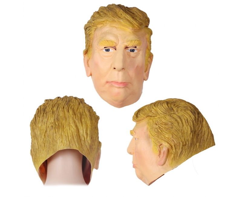 Trump mask 01