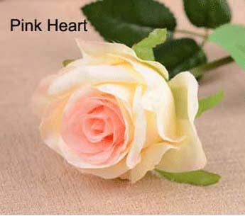 القلب الوردي