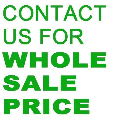 Pour le prix de gros, veuillez nous contacter
