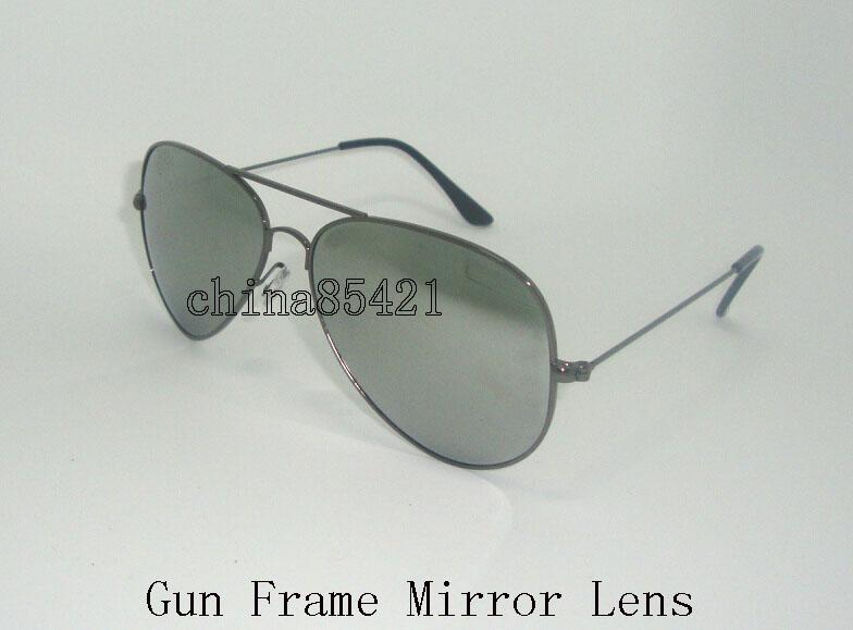 Gun-Rahmen-Spiegel-Objektiv
