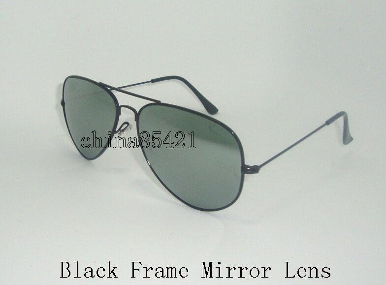 Black Frame-Spiegel-Objektiv