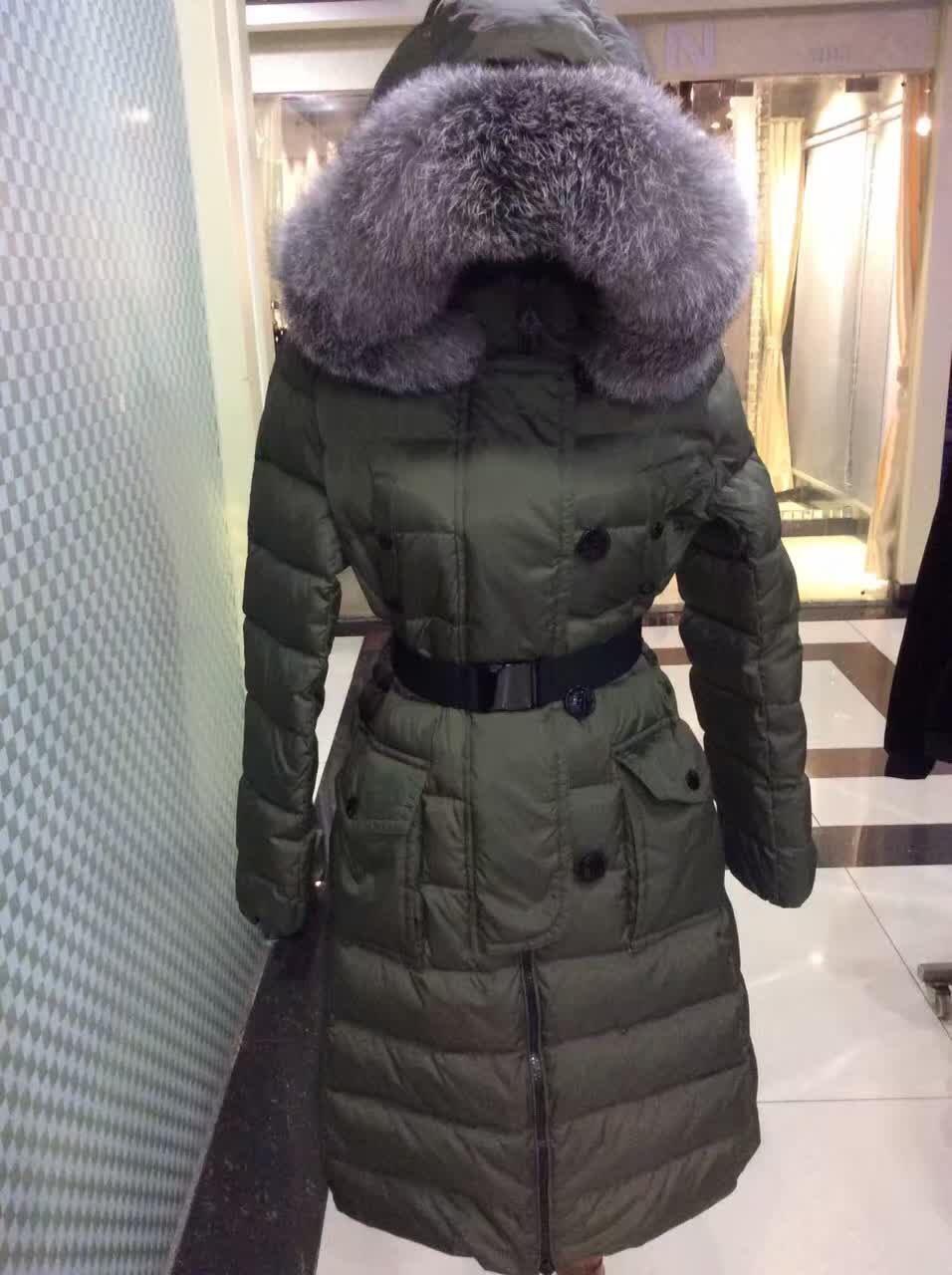 2017 M63 Luxury Mon Brand Jacket Women Winter Jacket Good
