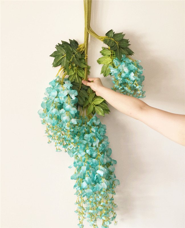 110 cm blauwgroen blauw