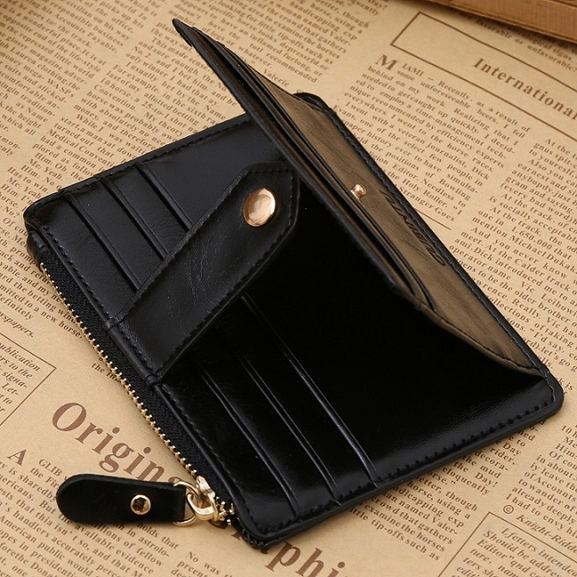 6 Etl Business Requirements Specification Template Reyri: Hot Sale Super Slim Simple Retro Pu Leather Card Holder