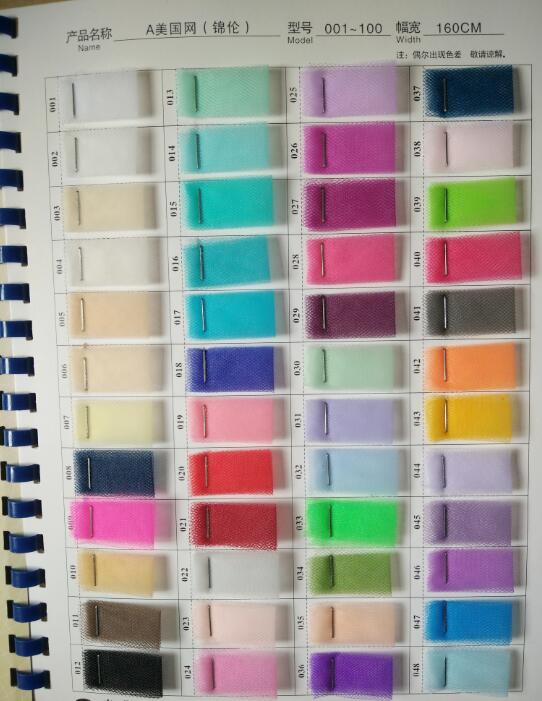 Elija de la carta de colores