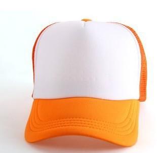오렌지 + 화이트