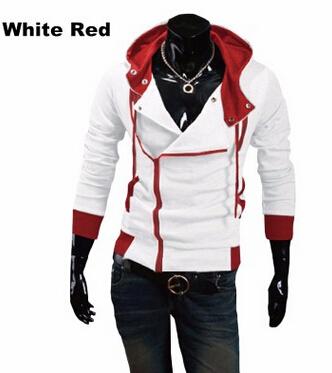 흰색과 빨간색