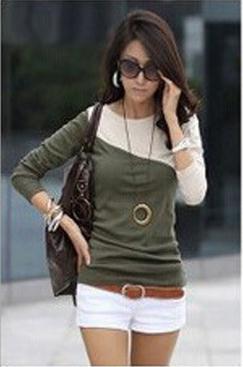 Amy yeşil / beyaz