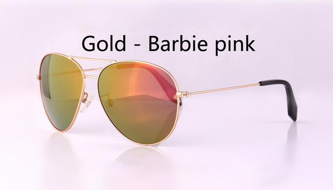 Ouro-barbie Rosa
