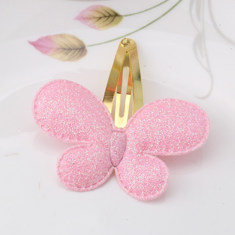 나비 핑크
