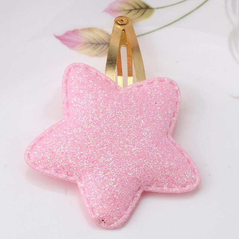 estrellas de color rosa