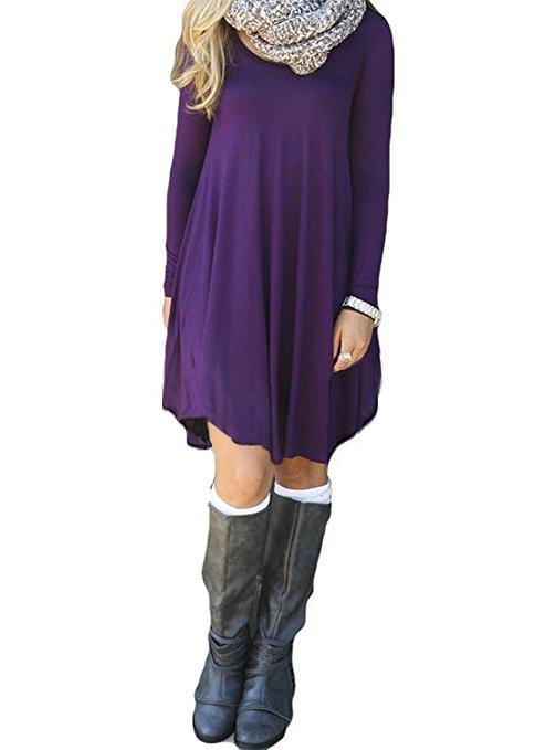 #A Purple