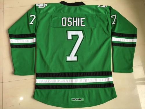 # 7 TJ Oshie Green