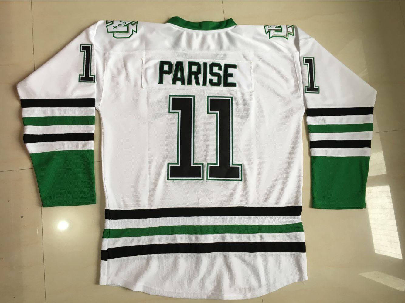 11 Zach Parise White