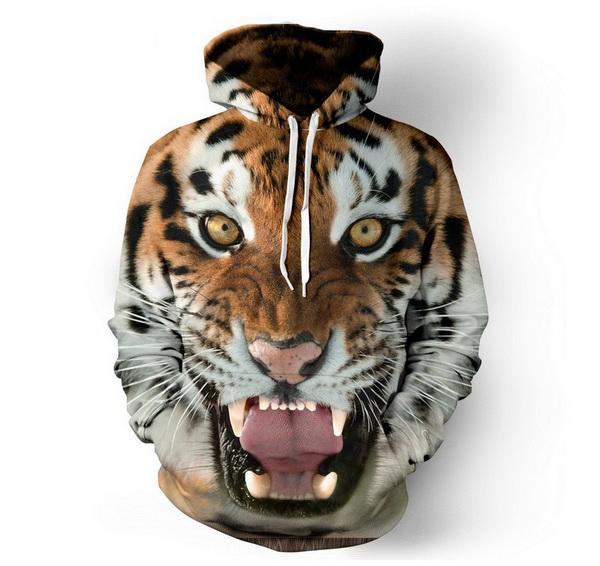 Tigre (boca aberta)