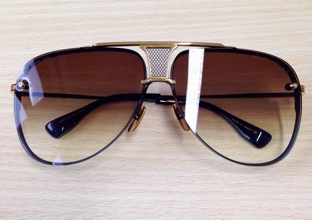 7ec2799b6b 2016 DITA DECADE-TWO LIMITED EDITION Sunglasses Brand New With Case DITA  MEN SUNGLASSES Women