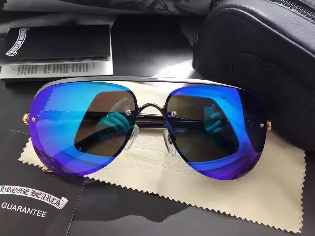 Bleu Lens