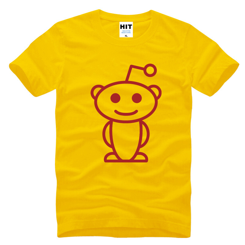 Yellow red figure