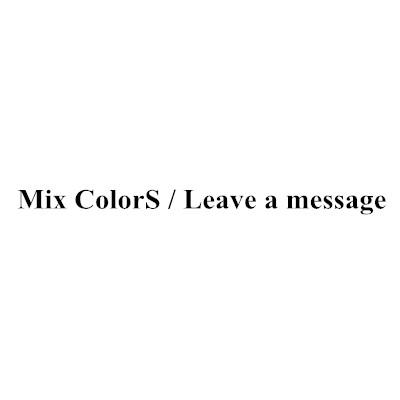 Смешанный цвет / пожалуйста цвет сообщение