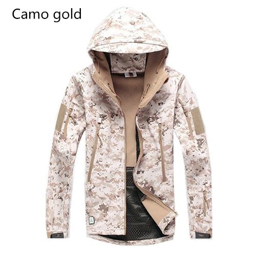 Camo gold