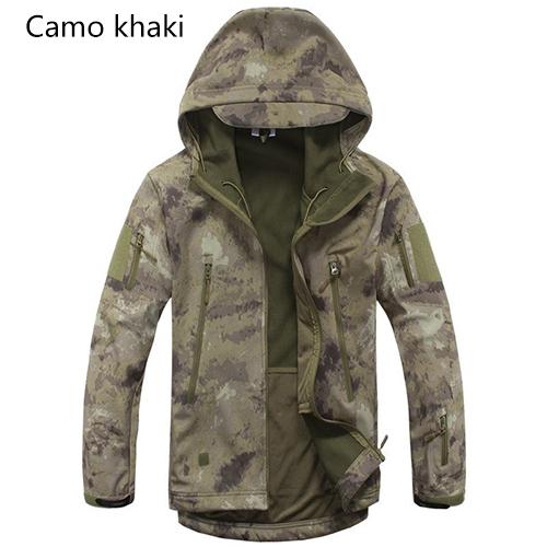 Camo khaki