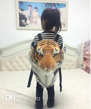 small yellow tiger