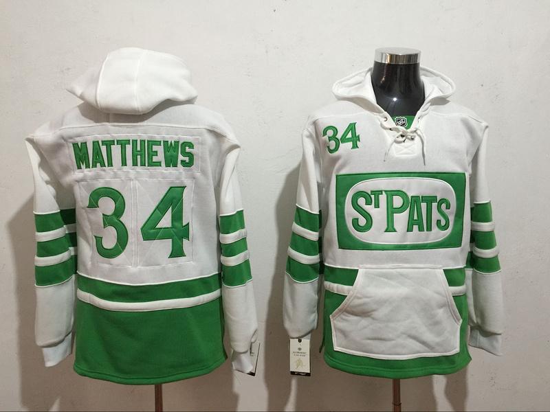 34 белый / зеленый